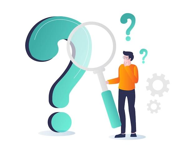 Procurando por respostas para todas as perguntas