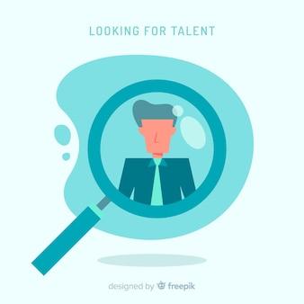 Procurando por talentos