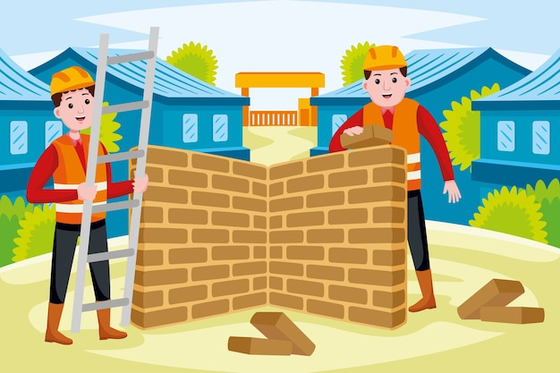Profissão de construtores