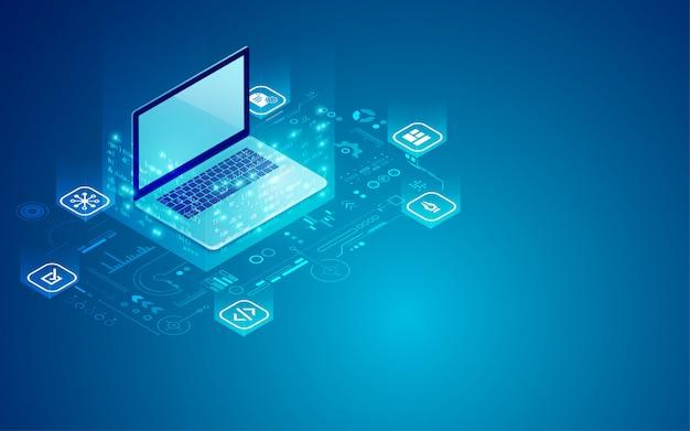 Programação de laptop