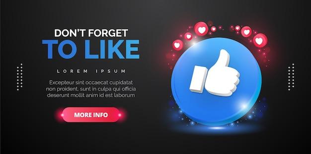 Projetar seu conteúdo de mídia social. não se esqueça de curtir e se inscrever.