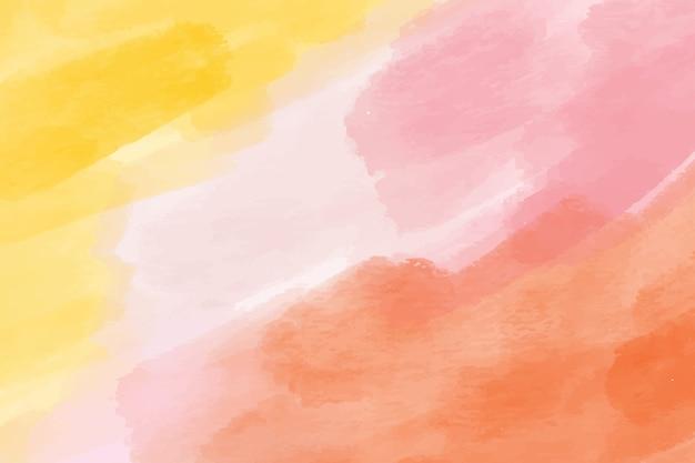 Projeto aquarela de fundo