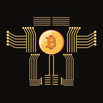 Projeto bitcoin cryptocurrency