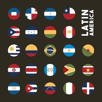 Projeto da américa latina