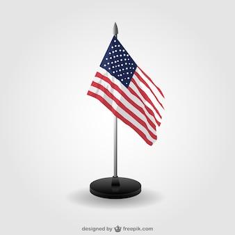 Projeto da bandeira livre eua