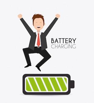 Projeto da bateria.