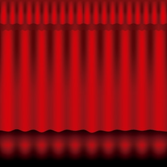Projeto da cortina