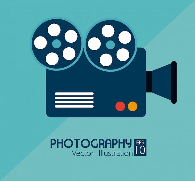 Projeto da fotografia