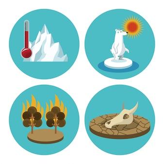 Projeto de aquecimento global