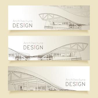Projeto de arquitetura bandeiras