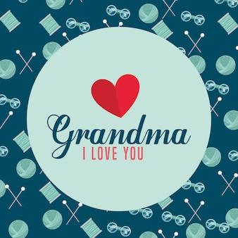 Projeto de conceito de avós