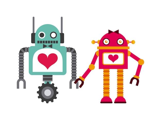 Projeto de conceito de robô