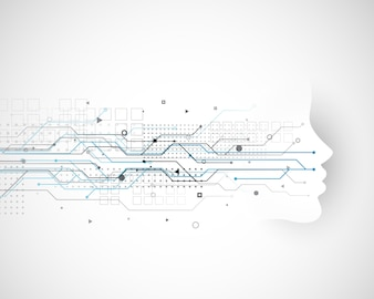 Projeto de conceito de tecnologia cibernética