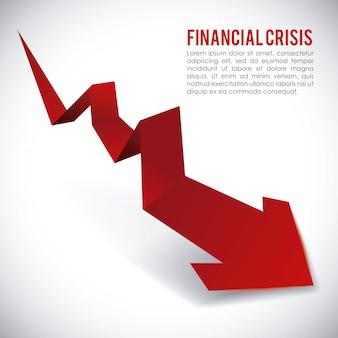 Projeto de crise financeira