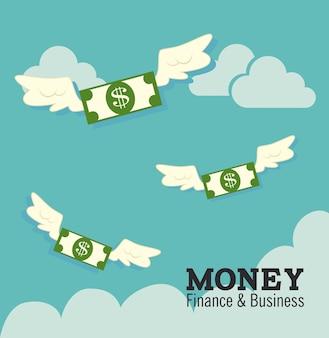 Projeto de dinheiro