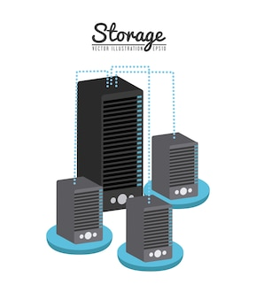 Projeto de dispositivo de armazenamento