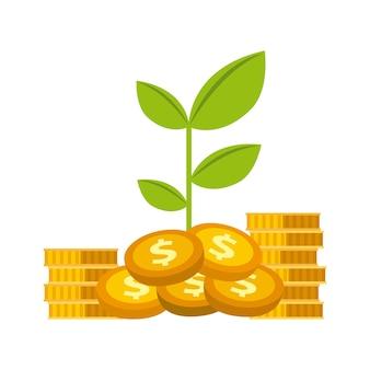 Projeto de economia de fundos de crescimento