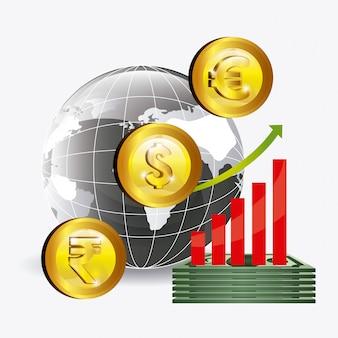 Projeto de economia global.