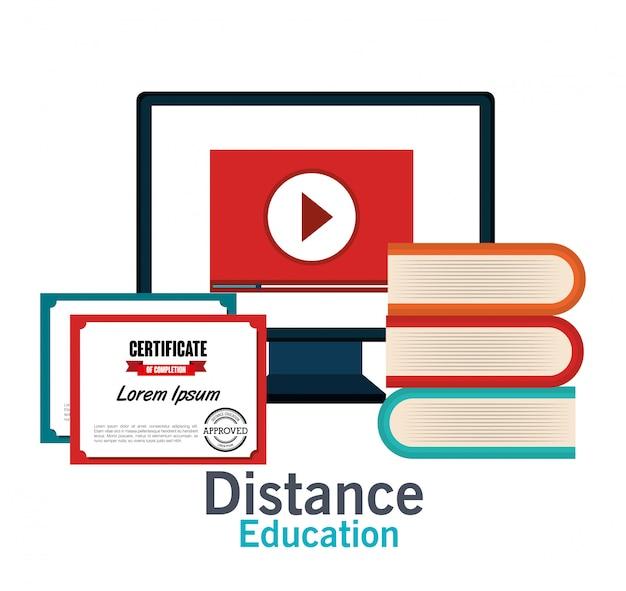 Projeto de educação a distância