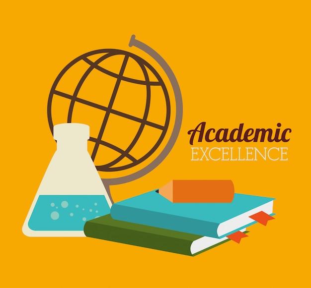 Projeto de educação acadêmica.