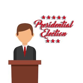 Projeto de eleições do governo