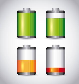 Projeto de energia da bateria