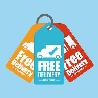 Projeto de entrega gratuita