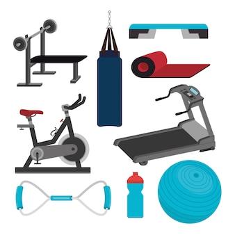 Projeto de fitness.