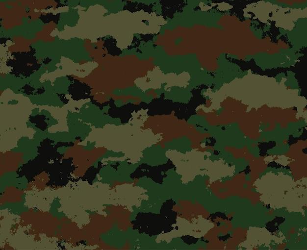 Projeto de fundo de camuflagem militar