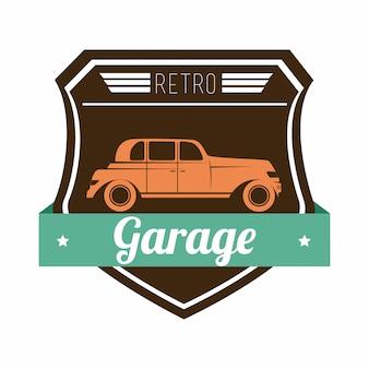 Projeto de garagem