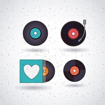 Projeto de gravação de música