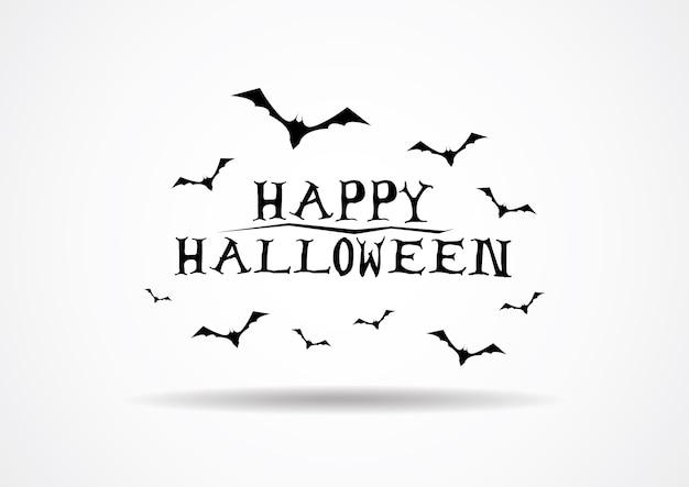 Projeto de layout de halloween