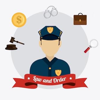 Projeto de lei e ordem.
