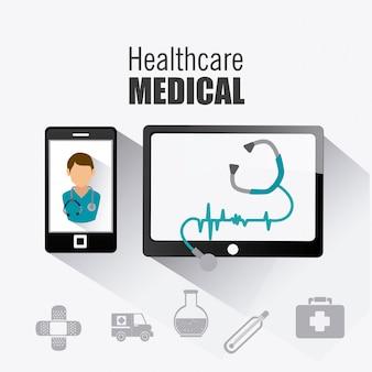 Projeto de medical healtcare.