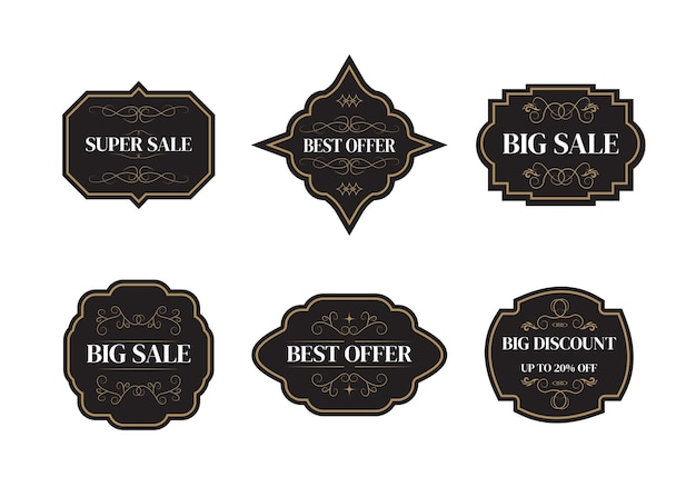 Projeto de modelos de banner de venda.