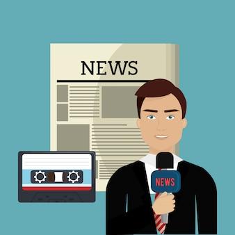 Projeto de notícias de última hora