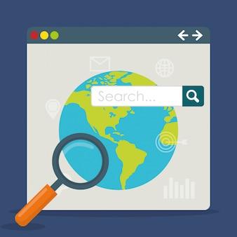 Projeto de otimização de mecanismos de pesquisa