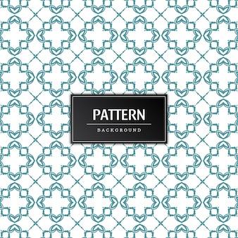 Projeto de padrão bonito abstrato projeto de fundo decorativo