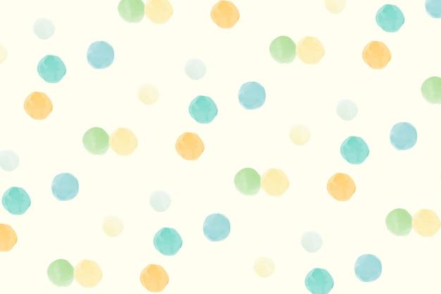 Projeto de plano de fundo padrão geométrico colorido sem emenda