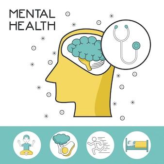 Projeto de saúde mental