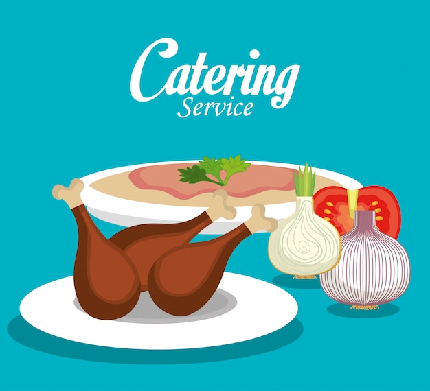 Projeto de serviço de catering