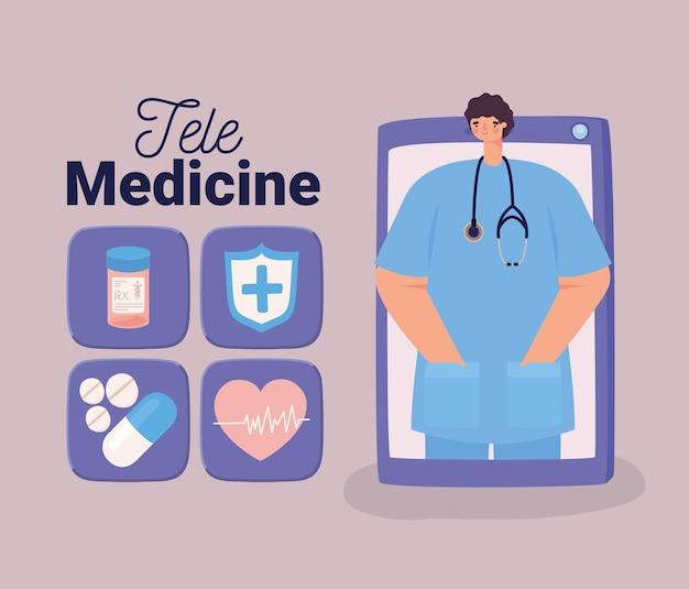 Projeto de tele medicina