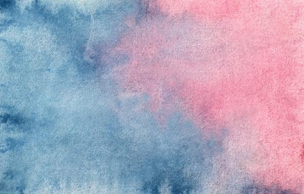 Projeto de textura de fundo aquarela abstrato