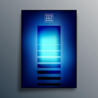 Projeto de textura gradiente geométrica abstrata