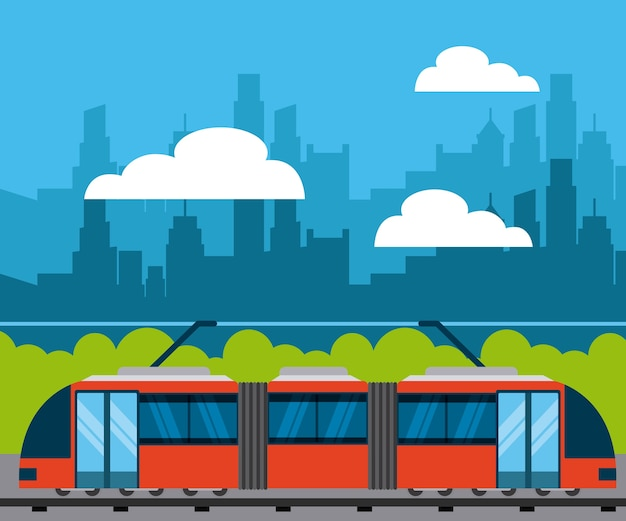 Projeto de transporte de massa