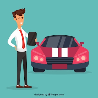 Projeto de vendedor de carro
