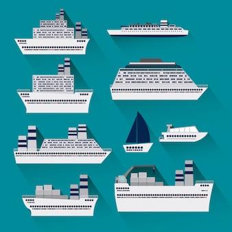 Projeto do barco
