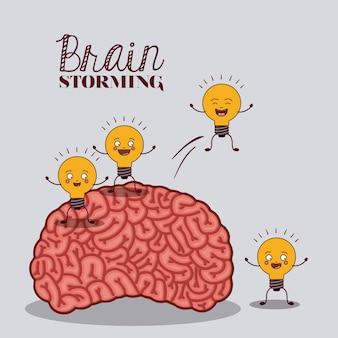 Projeto do cérebro humano