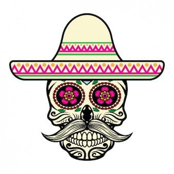Projeto do crânio mexicano
