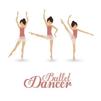 Projeto do dançarino